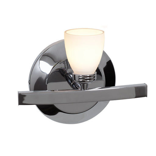 Access Lighting 63811 CH OPL Sydney Collection One Light Wall Sconce in Polished Chrome Finish - Quality Discount Lighting