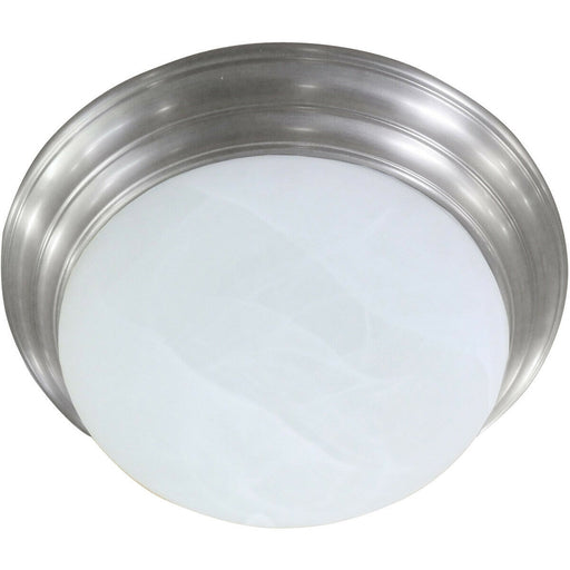 AFX C130SNET Camden Collection Energy Efficient Ceiling Fixture in Satin Nickel Finish