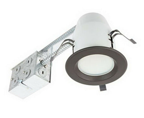 American Lighting E3-RE-30-DB LED 3 Inch 3000k Warm White Module with Bronze Trim - 6 Pack