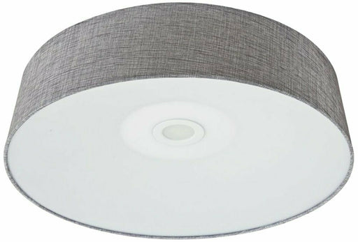 Avenue Lighting HF9202-GRY Cermack St. Collection Integrated LED Flush Mount Ceiling Light in Gray Finish
