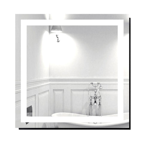 Civis USA Malisa Collection CVMA3030LED 30 x 30 Lighted Mirror