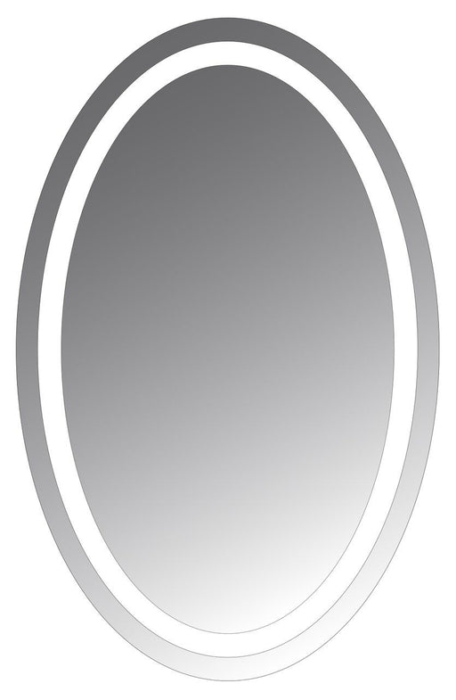 Civis USA Victoria Collection CVVI2436LED Rectangle 24 x 36 Lighted Mirror