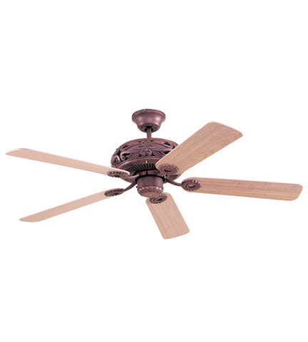 Craftmade Ellington GD52CS Grandeur Collection Ceiling Fan in Copperstone Finish - Quality Discount Lighting