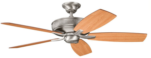 Kichler Lighting 339013AP Monarch II Energy Star Ceiling Fan in Antique Pewter Finish - Quality Discount Lighting