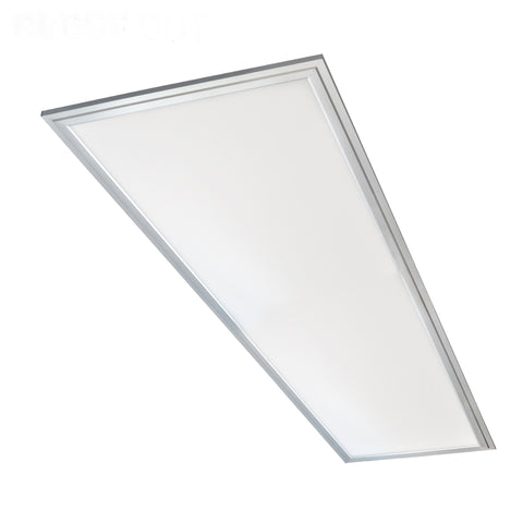 Nora NPD-E14/50A Four Pak 1x4 LED Edge-Lit Flat Panel in an Aluminum Enlosure