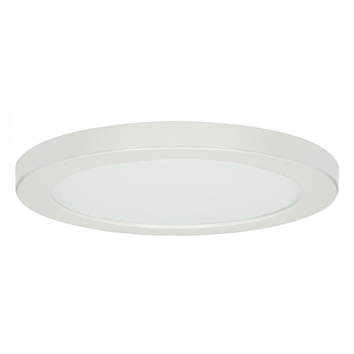 Nuvo Lighting S9650 Blink Collection Integrated LED Flush Ceiling Mount in White Finish