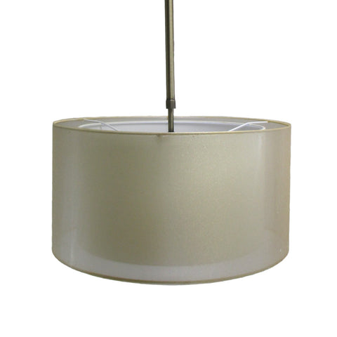 Z-Lite Lighting 144-15G Three Light Hanging Pendant in Antique Brass Finish - Quality Discount Lighting