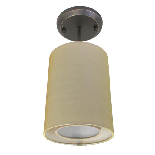 Z-Lite Lighting 144-6T-SF One Light Semi Flush Ceiling Mount in Olde Bronze Finish - Quality Discount Lighting