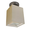 Z-Lite Lighting 145-6T-SF One Light Semi Flush Ceiling Mount in Olde Bronze Finish - Quality Discount Lighting
