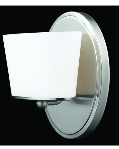 Z-Lite Lighting 1906-1V BN One Light Wall Sconce in Brushed Nickel Finish - Quality Discount Lighting