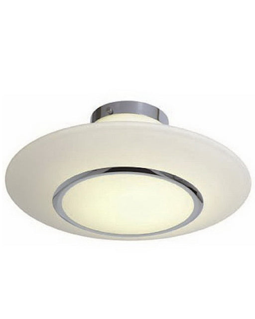Access Lighting 20674 CHOPL One Light Semi Flush Ceiling Mount in Polished Chrome Finish - Quality Discount Lighting
