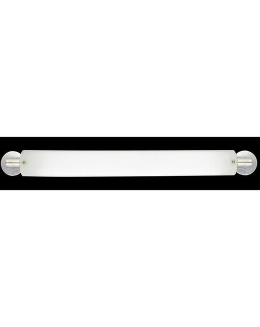 "Quoizel Lighting MAR271MFL Marriott Collection 46"" Energy Efficent Fluorescent Wall Fixture in Brushed Nickel Finish - Quality Discount Lighting"