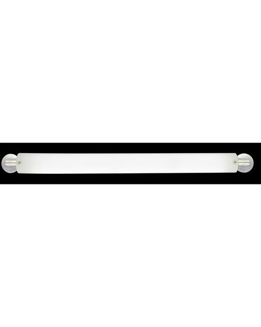 "Quoizel Lighting MAR271NFL Marriott Collection 57"" Energy Efficent Fluorescent Wall Fixture in Brushed Nickel Finish - Quality Discount Lighting"