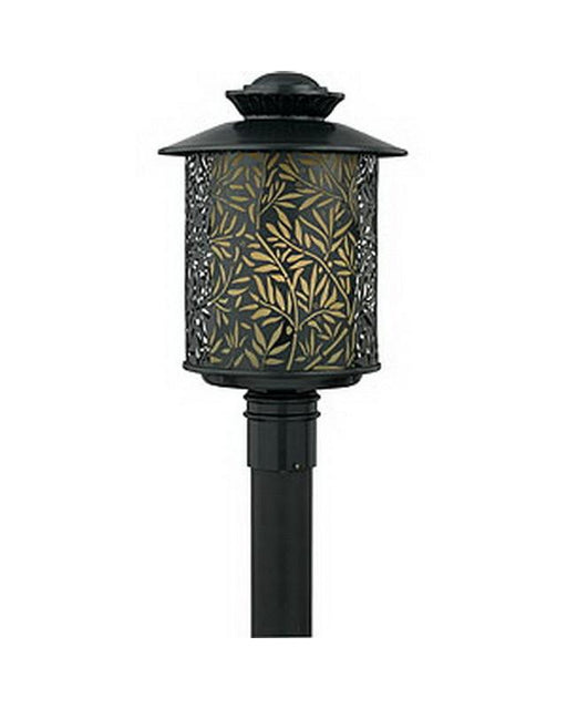 Quoizel Lighting SN9012 CJ Charlston Green Collection One Light Outdoor Post Lantern - Quality Discount Lighting