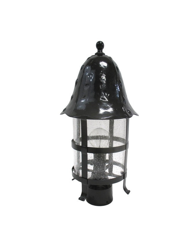 Epiphany Lighting 104894 Bk One Light Outdoor Exterior: Epiphany Lighting 104873 BK One Light Cast Aluminum