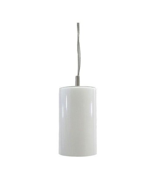 Epiphany Lighting 102086 BN One Light Mini Pendant in Brushed Nickel Finish - Quality Discount Lighting