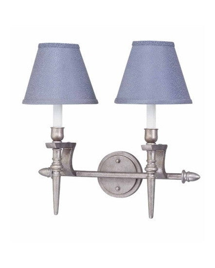 online store 69724 70385 Nuvo Lighting 60-1473 Coventry Collection Two Light Wall Sconce or Bath  Vanity Wall Mount in Classic Pewter Finish