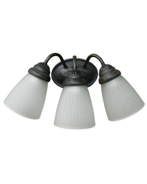 Epiphany Lighting 106032 ORB-252 Three Light Bath Wall Fixture in Oil Rubbed Bronze Finish - Quality Discount Lighting