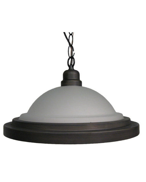 Epiphany Lighting 102620 ORB One Light Pendant Chandelier in Oil Rubbed Bronze Finish - Quality Discount Lighting