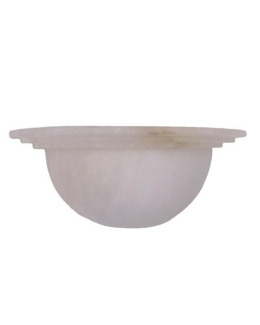 Access Lighting 10520 HGN Alabaster Stone Wall Sconce