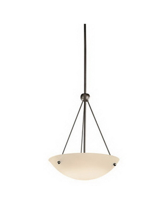 Kichler Lighting 2752 OZFL Family Spaces Collection One Light Energy ...