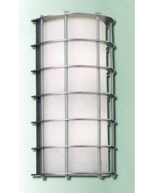 """Epiphany Lighting 103512 BN - EB138-13 One Light 16"""" Energy Efficient Fluorescent Indoor Outdoor Wall Mount in Brushed Nickel Finish"""