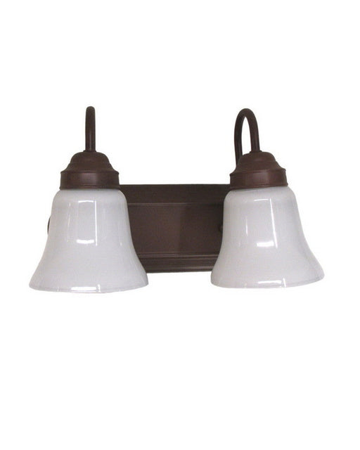 Epiphany Lighting 106044 CS-2537 Two Light Bath Wall Fixture in Cobblestone Finish - Quality Discount Lighting