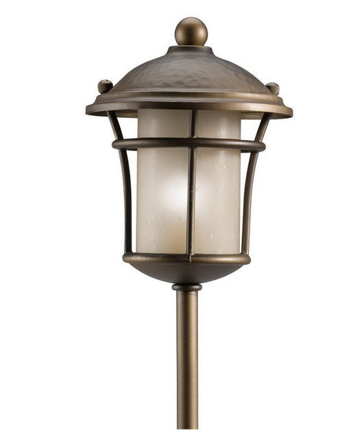 Kichler Landscape Lighting 28185 Low Voltage Exterior Landscape Path Light in Olde Bronze Finish - Quality Discount Lighting