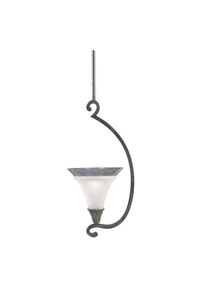 Kichler Lighting 34195 One Light Hanging Pendant in Painted Tuscan Finish - Quality Discount Lighting