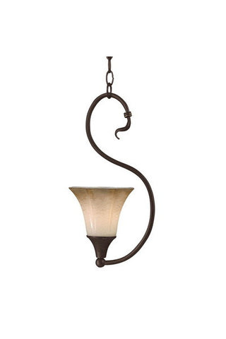 Kichler Lighting 34213 One Light Mini Pendant in Victorian Bronze Finish - Quality Discount Lighting