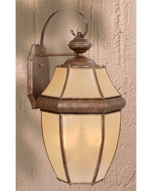 Vaxcel Lighting OW6213 DP Outdoor Wall Lantern in Cordovan Patina Finish - Quality Discount Lighting