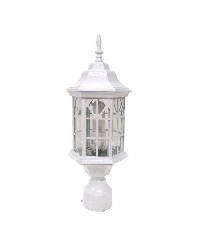 epiphany lighting eb494 13wh exterior outdoor energy efficient post