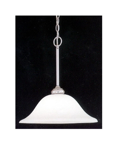 Designers Fountain Lighting 4962 CH One Light Pendant in Polished Chrome Finish - Quality Discount Lighting