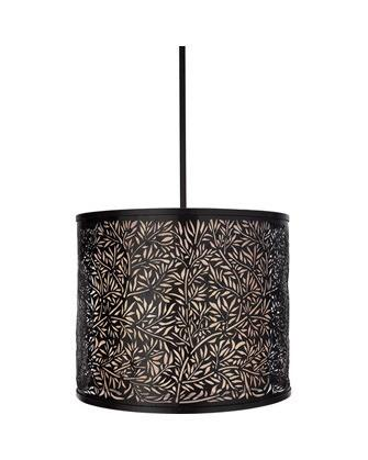 Quoizel Lighting UT2816K Utopia Collection Two Light Pendant in Mystic Black Finish - Quality Discount Lighting