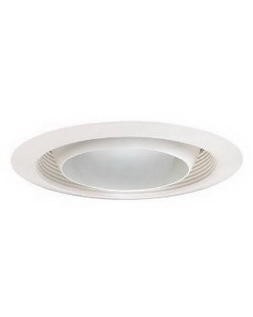 "Premier PEP6WHREGR-EYE-30 WH 6"" Regressed Eyeball in White Baffle Trim - Quality Discount Lighting"