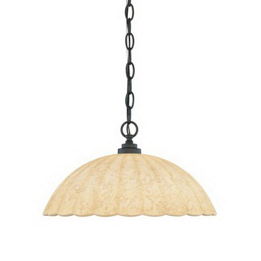 Designers Fountain Lighting 82532 BNB One Light Pendant in Burnished Bronze Finish - Quality Discount Lighting