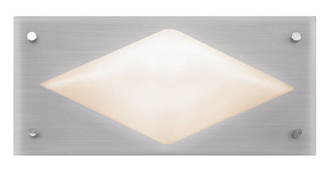 Access Lighting 20433 BS/OPL Contemporary Modern Single Light Ambient Lighting Wall Washer from the Hera Collection - Quality Discount Lighting