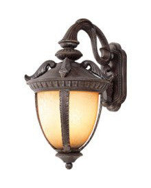 Trans Globe Lighting 5271 BS Two Light Outdoor Wall Lantern in Burnt Sienna Finish