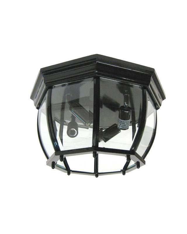 Epiphany Lighting 104894 Bk One Light Outdoor Exterior: Epiphany Lighting 104872 BK Three Light Outdoor Exterior