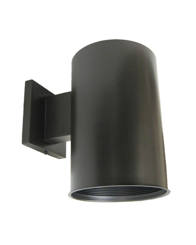 epiphany lighting 104506 bz cylinder exterior wall fixture in bronze