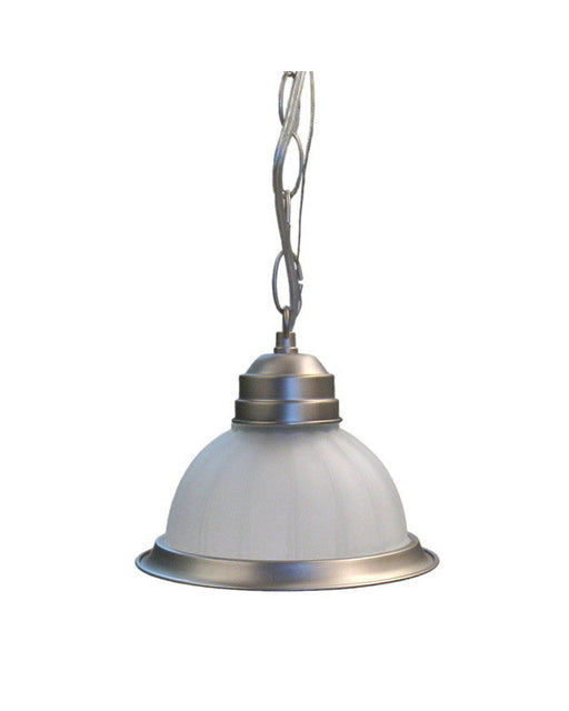 Epiphany Lighting 102810 BN One Light Mini Pendant in Brushed Nickel Finish - Quality Discount Lighting