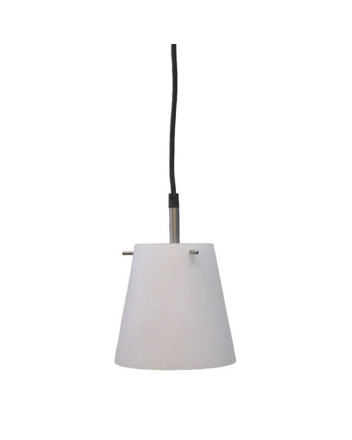 Rainbow Lighting 2131 BN One Light Mini Pendant in Brushed Nickel Finish - Quality Discount Lighting