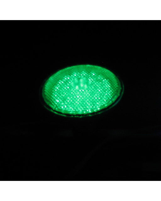 Razr RDL-738 Box of 12 GREEN LED PAR38 Bulbs