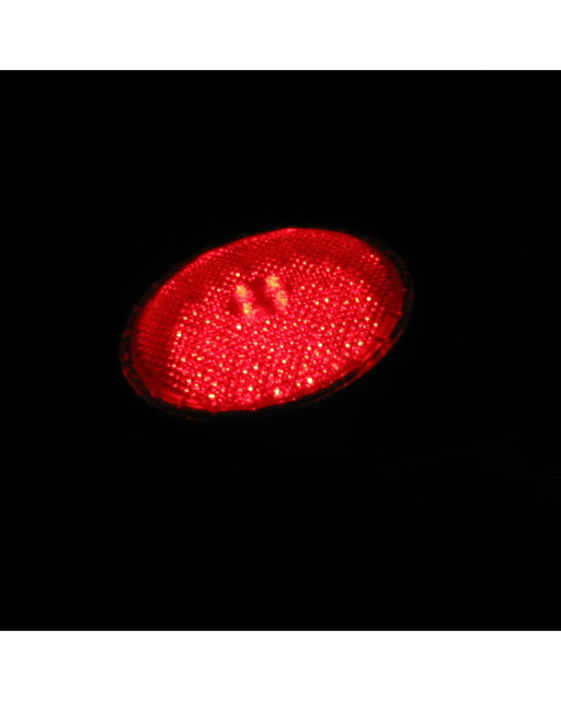 Razr RDL-720 Box of 12 RED LED PAR20 Bulbs