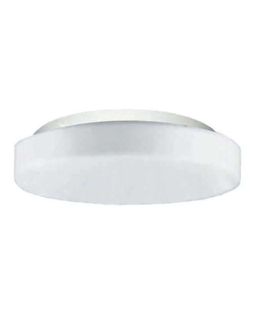 Epiphany Lighting GU518-13 WH Energy Efficient Fluorescent GU24 Ceiling Mount in White Finish