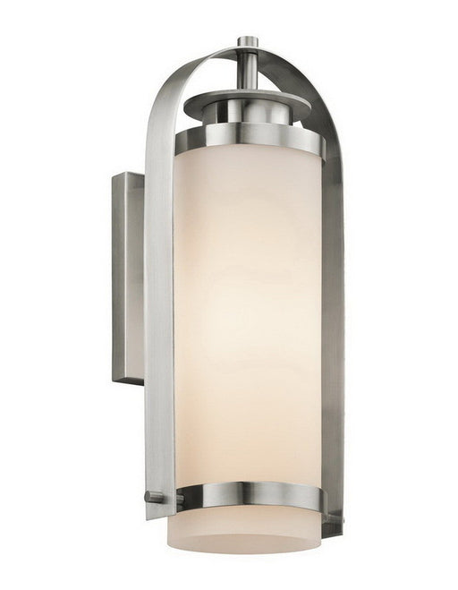 Kichler Lighting 49315 SS One Light Exterior Outdoor Wall Mount in Stainless Steel - Quality Discount Lighting