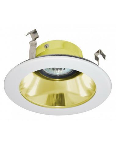"Premier PEP-4-LV-GLD Gold 4"" Low Voltage Recessed Trim - Quality Discount Lighting"