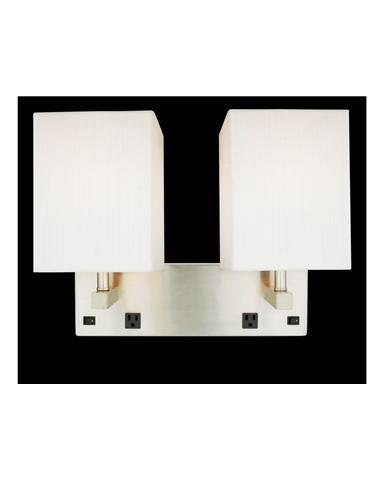 Quoizel Lighting Mar271e Marriott Collection Two Light