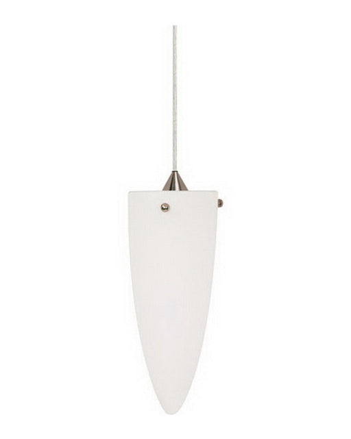 Nuvo Lighting 60-658 One Light Mini Pendant in Brushed Nickel Finish - Quality Discount Lighting