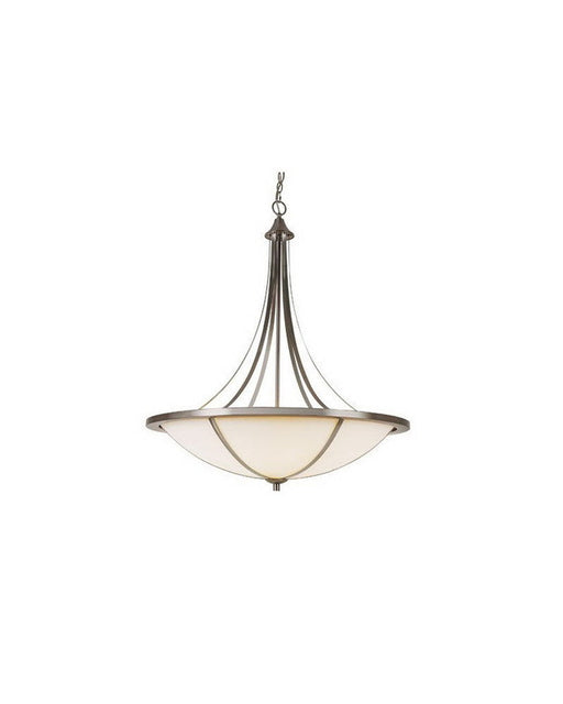 Trans Globe Lighting 10125 BN Eight Light Pendant Chandelier in Brushed Nickel Finish - Quality Discount Lighting